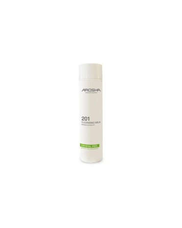 AROSHA CRYSTALPEEL - MILK - Молочко для очищения с морскими антиоксидантами, 200 мл