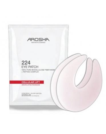 AROSHA EYE PATCH - патчи для глаз с мгновенным лифтинговым эффектом, 4 шт.