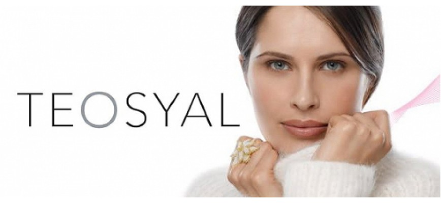 Косметическая линия Teosyal от компании Teoxane: контролируем скорость старения кожи...
