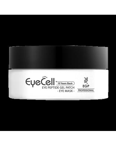 Genosys EYECELL Eye Peptide Gel Patch / Пептидные гелевые патчи для области вокруг глаз, 60 шт.