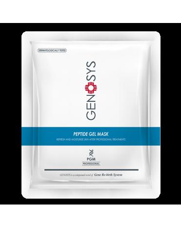 Genosys PEPTIDE GEL MASK / пептидная гелевая маска, 5 шт.