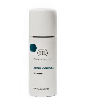 CLEANSER ALPHA COMPLEX                         Очиститель для всех типов кожи, 240 мл